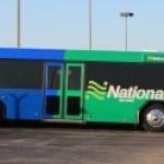 Enterprise Adds Biodiesel Airport Shuttles