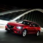 Mazda Announces Diesel-Powered 2014 Mazda6 Wagon