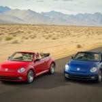 Volkswagen Reveals New Beetle Convertible Diesel.