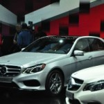 Mercedes-Benz Debuts E250 BlueTec Sedan, Other Variants