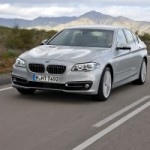 BMW Unveils 2014 535d Sedan and Redesigned 5 Series