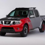 Nissan Shows Mid-Size Diesel Pickup Concept