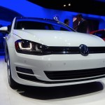 Volkswagen Debuts Golf SportWagen TDI at New York Show