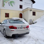 Diesel King of the Hill: Audi A6 TDI vs. BMW 535d vs. Mercedes-Benz E250 BlueTec