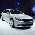 New 2016 Volkswagen Passat Makes Debut in New York City