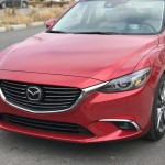 Review and Test Drive:  2017 Mazda Mazda6, Now Featuring G-Vectoring Control