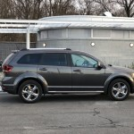 Review and Test Drive:  2017 Dodge Journey Crossroad Plus AWD