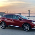 Review and Test Drive:  2018 Nissan Murano Platinum AWD