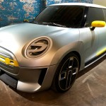 New York Auto Show 2018: Hail the SUV, but Plug in the Mini