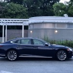 Review and Test Drive:  2018 Lexus LS 500h