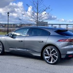 Jaguar Boosts Range of I-Pace EV With Software Update