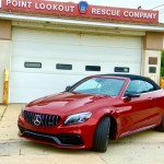 Review and Test Drive:  The 2020 Mercedes-Benz C 63 AMG S Cabriolet is On Fire