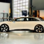 First Look:  The New 2021 Lucid Air Luxury Sedan with 517-Mile Range