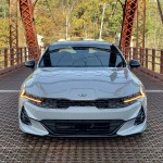 Review and Test Drive:  2021 Kia K5 GT-Line
