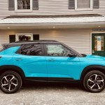 Review and Test Drive:  2021 Chevrolet Trailblazer AWD RS
